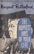Happiest Days of Your Life The
