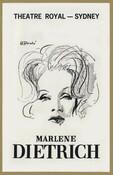 Marelene Dietrich